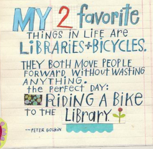 bikeslibraries